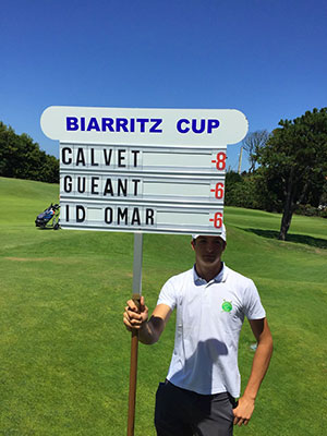 Biarritz cup tom gueant