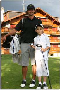 tableau personnel des tailles des clubs de golf pour enfants. Black Bedroom Furniture Sets. Home Design Ideas