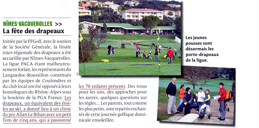 Golf Magazine N° 202 Septembre 2006
